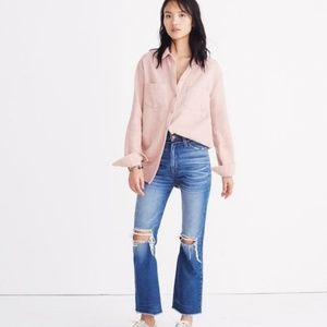 Madewell Sunday Fannel Shirt